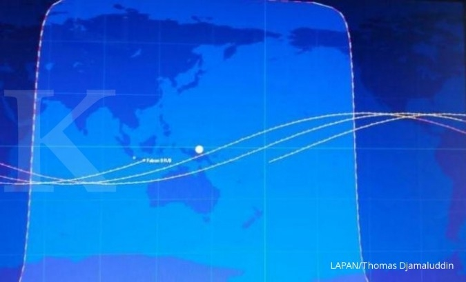 Lapan: Data tergantung satelit internasional