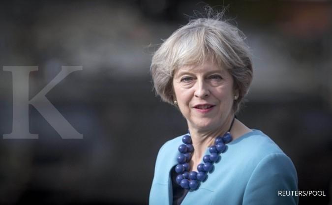Inggris layangkan surat cerai Brexit 29 Maret