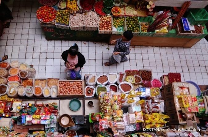 Inflasi Oktober diproyeksi maksimal 0,22%