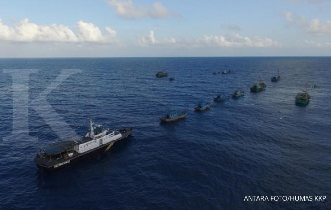 KKP selidiki identitas kapal pencuri besi tua