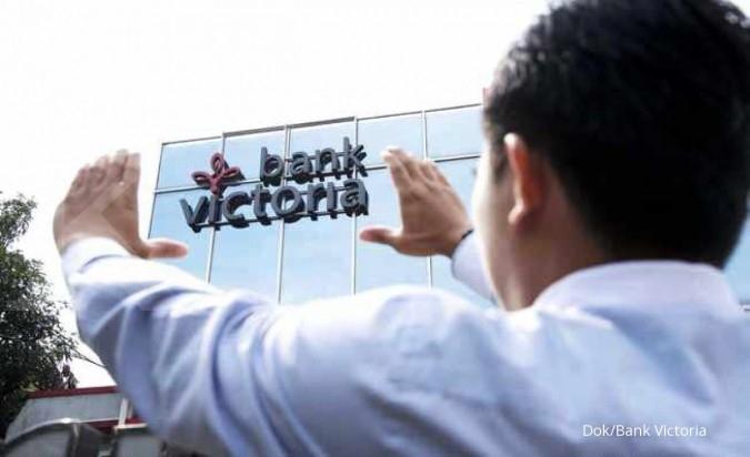 BVIC Kuartal III, laba Bank Victoria melejit 30x lipat