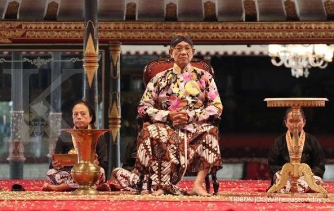 Permintaan Jokowi ke Sultan Yogyakarta