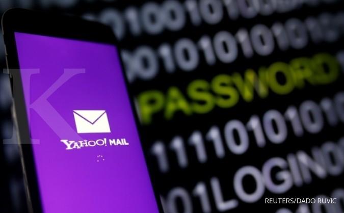 Akun Yahoo diretas lagi, kali ini lebih masif!