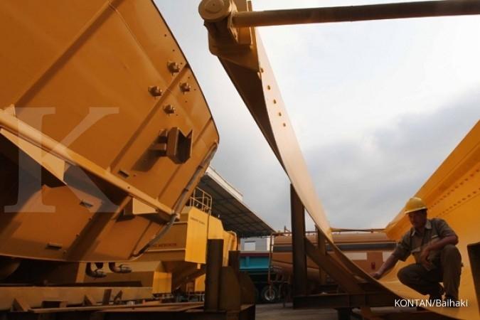 United Tractors (UNTR) naikkan pinjaman ke Bina Pertiwi jadi Rp 200 miliar