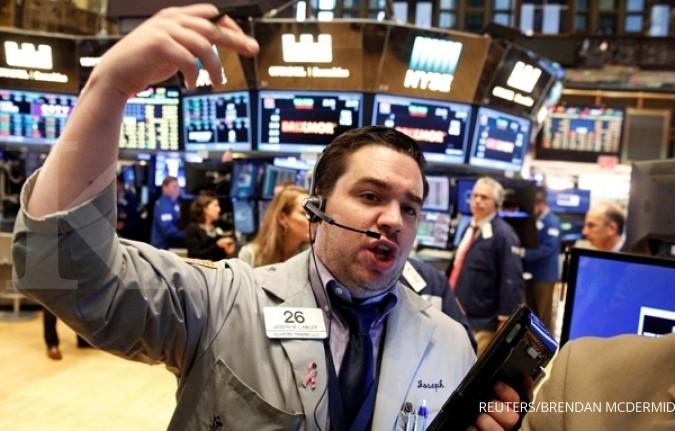 Wall Street melaju terangkat faktor bullish minyak