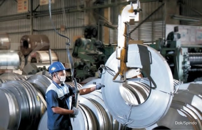 Industri baja khawatirkan impor