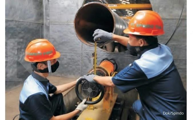Sektor infrastruktur andalan bisnis ISSP