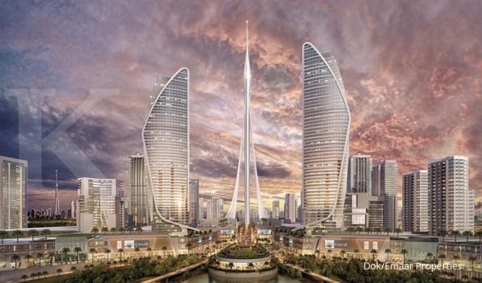 Dubai akan memiliki menara tertinggi di dunia