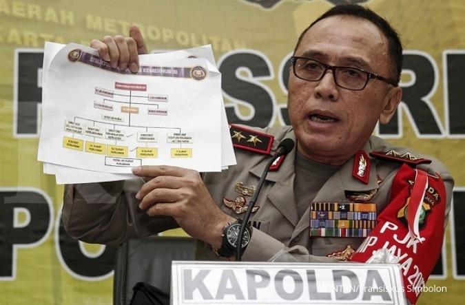 Kapolda Metro anggap kasus Antasari sudah selesai