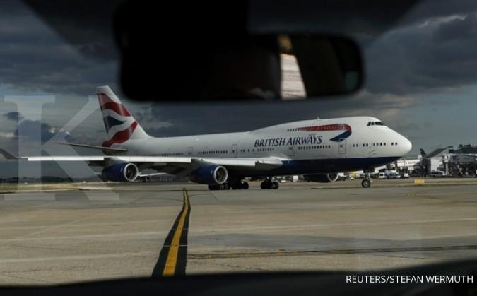 Inggris juga perketat elektronik di kabin pesawat
