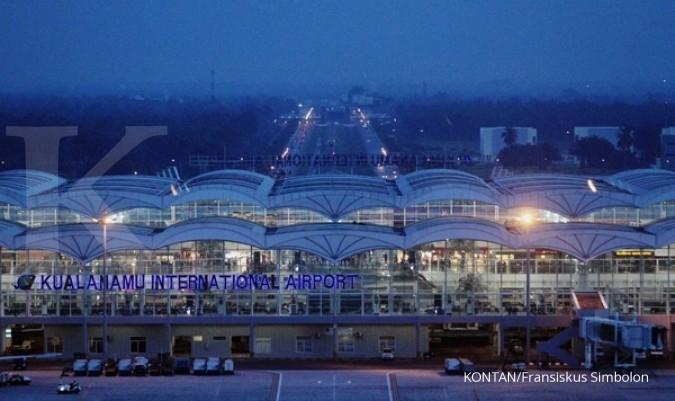 AP II akan bangun hotel transit di area Kualanamu