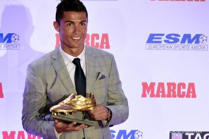 Ronaldo terkena kasus penghindaran pajak US$ 16,4 juta