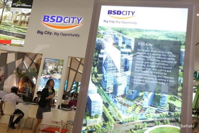 Moody's sematkan rating Ba3 untuk surat utang BSDE