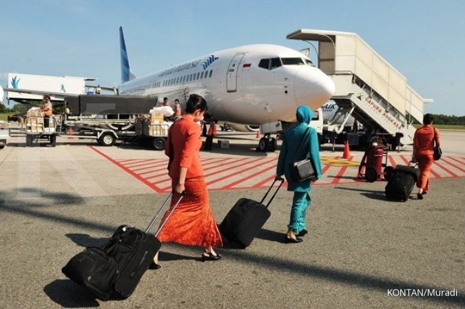 Strategi Garuda kembangkan hub internasional
