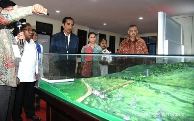 Anggaran infrastruktur Papua Barat Rp 2,23 triliun