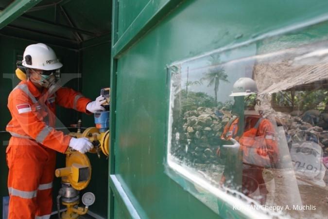PGN Medan masih tunggu keputusan penurunan gas