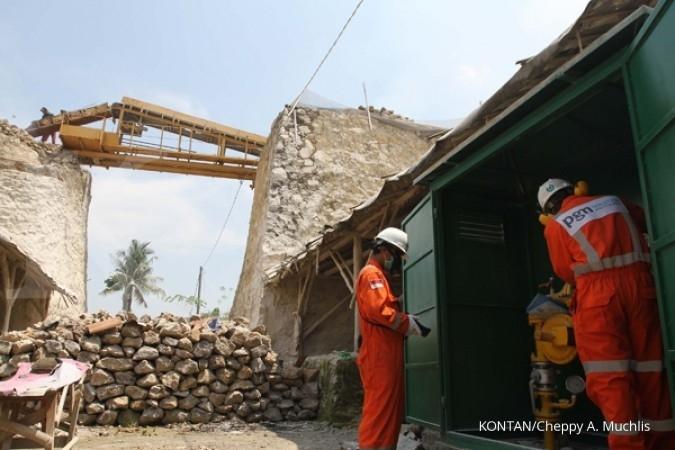 PGN akan bangun pipa gas 141 km di Jawa Timur