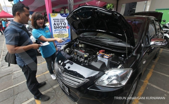Segmen kendaraan bekas topang kinerja multifinance