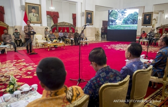 2 Tahun Jokowi, ini 9 rekomendasi bidang ekonomi
