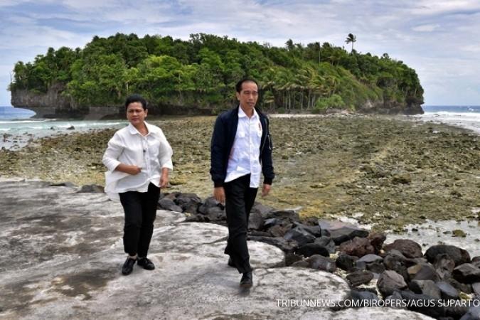 2 Tahun Jokowi: 13 pulau kecil terluar dibangun