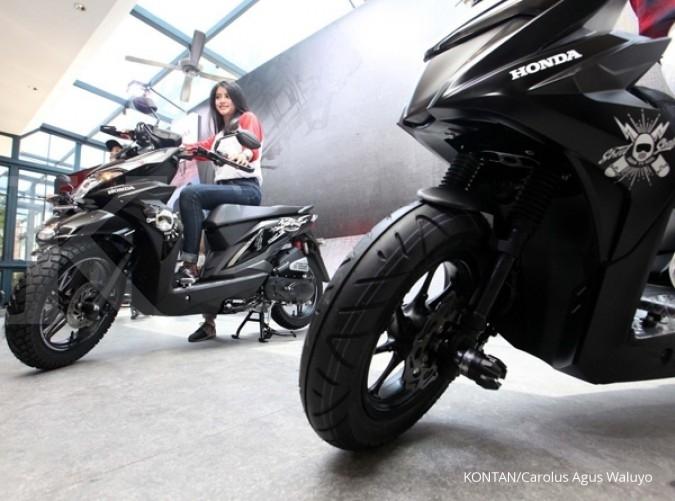 Lebih segar, Honda BeAT POP eSP dijual Rp 14 juta