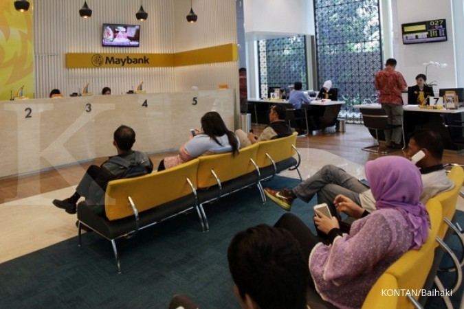 Maybank Indonesia akan right issue Rp 2 T