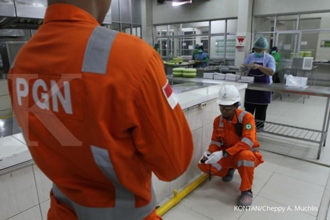 PGN fokus garap bisnis gas dari hulu-hilir