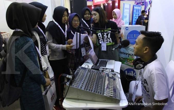 MARI Mahaka memintal laba di bisnis radio digital