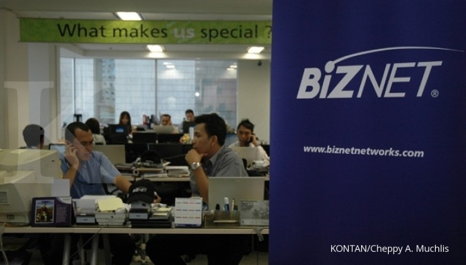 Biznet rogoh US$ 100 juta tambah fiber optic