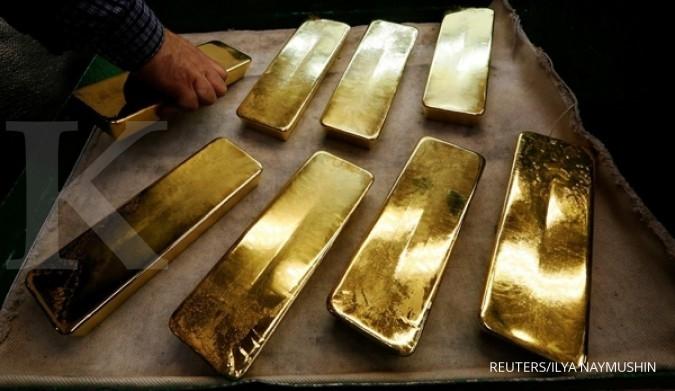 Kondisi global sokong reli harga emas