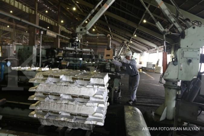 Inalum gandeng perusahaan Malaysia produksi wire