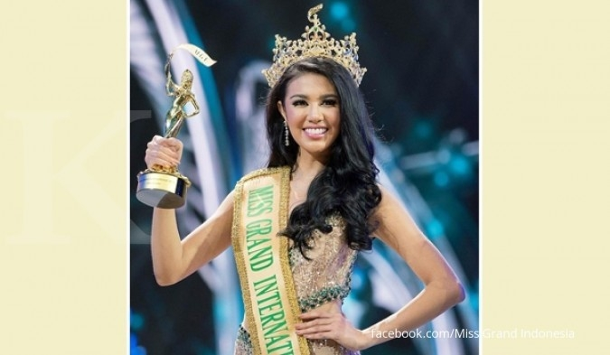 Indonesia jadi juara Miss Grand International 2016