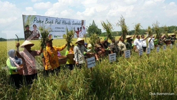 Biaya Produksi Pertanian Indonesia Masih Tinggi