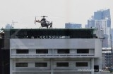 Grab hadirkan transportasi udara pakai helikopter