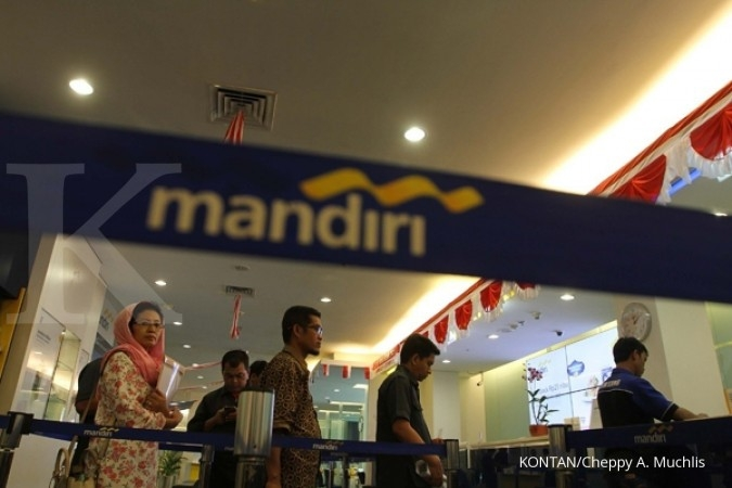 Mandiri kembali masuk ke kredit menengah di 2018