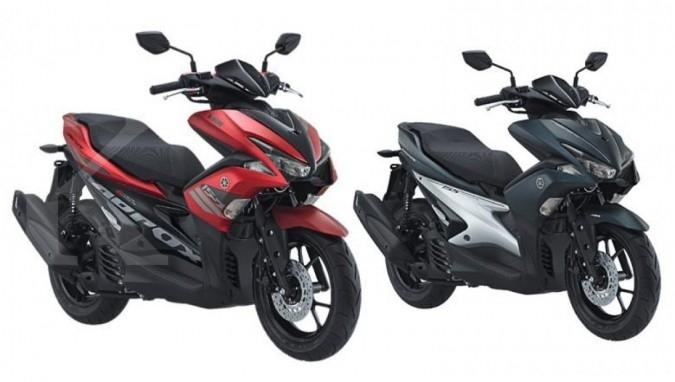 NMAX dan Aerox topang penjualan Yamaha