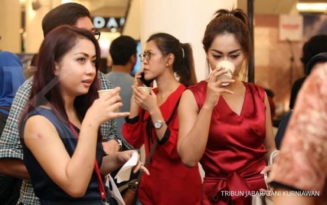 Beragam pilihan tempat ngopi asyik di Bandung