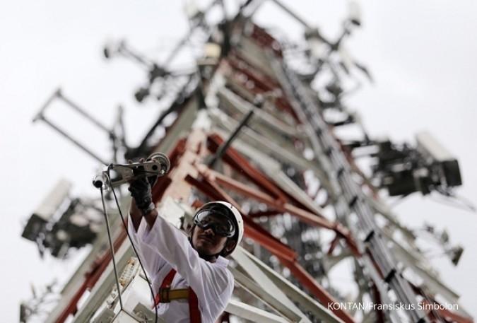 Tower Bersama Infrastructure (TBIG) telah bangun 996 menara sampai kuartal III-2018