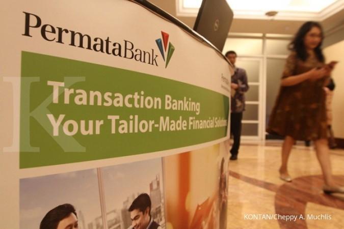 Kinerja Bank Permata tertekan kredit macet