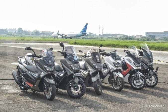 Ekspor sepeda motor terus ngegas