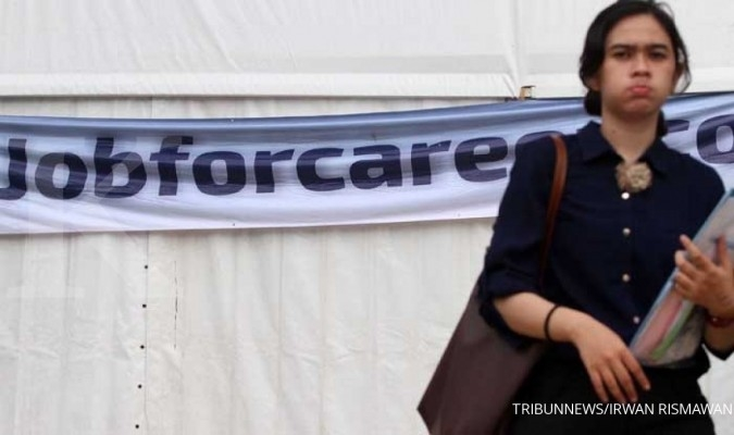 Pengangguran bertambah, Jokowi kritik Pemda Jabar