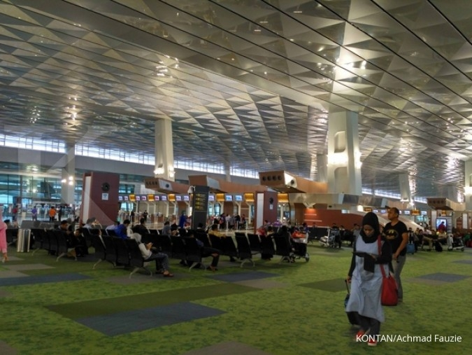 Bandara Soekarno Hatta peringkat 7 dunia