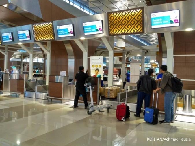 Semester I, penumpang internasional meningkat 15%