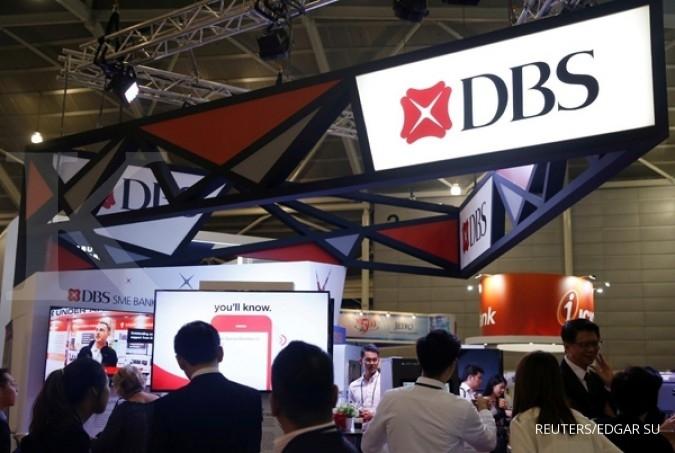 Laju kredit flat, DBS andalkan pendapatan fee