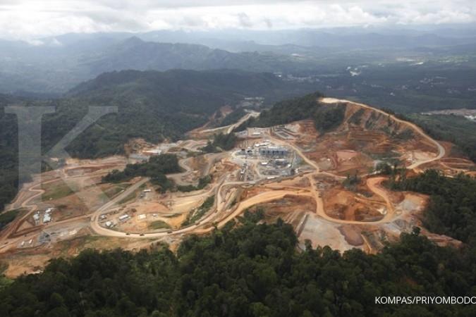 Shandong dikabarkan akuisisi tambang emas Martabe