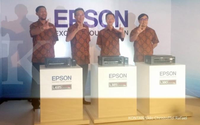 Epson meluncurkan 17 produk baru sekaligus