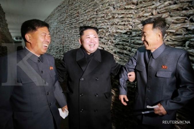 Korea Utara kembali uji rudal antar benua