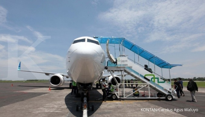 Penambahan rute penerbangan baru belum diimbangi fasilitas bandara yang memadai