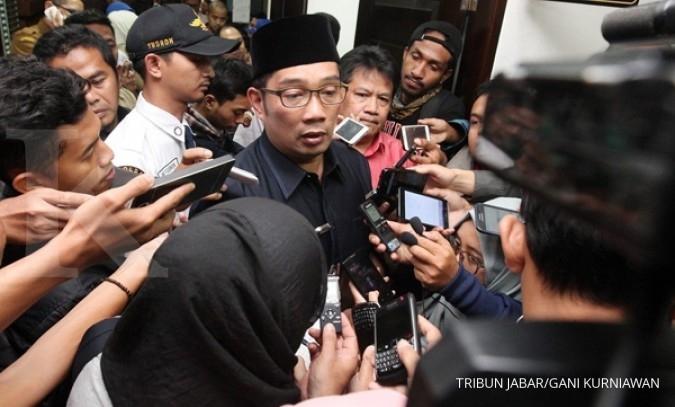 Rindu, koalisi pendukung Ridwan Kamil-UU