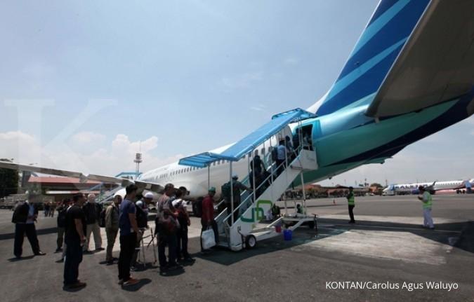 Bandara Ahmad Yani bisa jadi akses Joglosemar